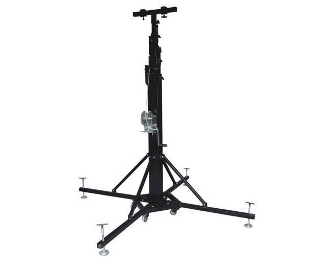 Outdoor Concert Truss Crank Stand Lighting Truss Stands