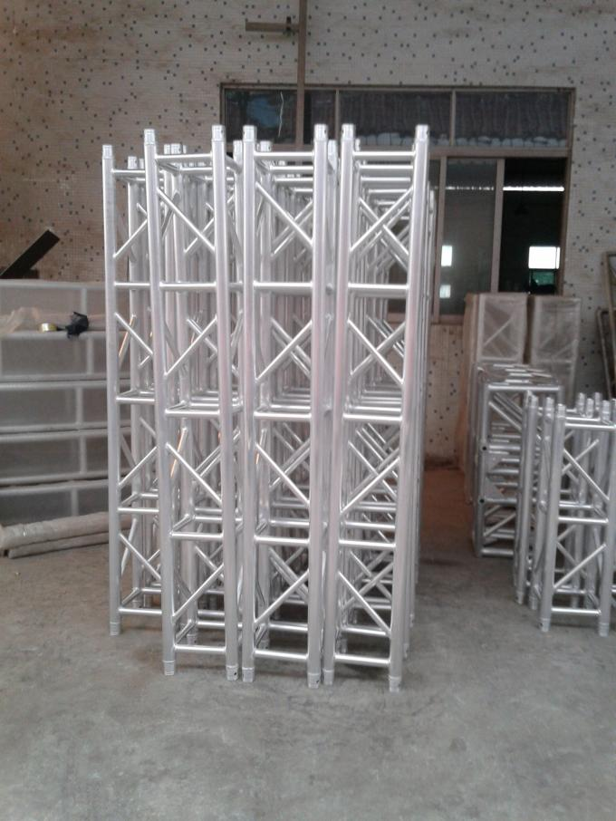 300mm ×300mm Aluminum Spigot Truss For Wedding Decorative Exhibition Truss