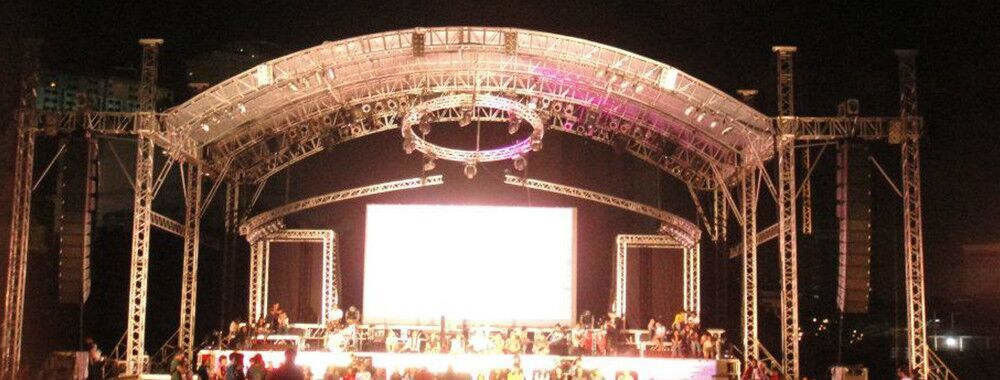 China best Aluminum Stage Truss on sales