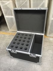 Customized Aluminum Tool Cases for Microphone/ Multiple Plwood Material Audio Tool Box Case