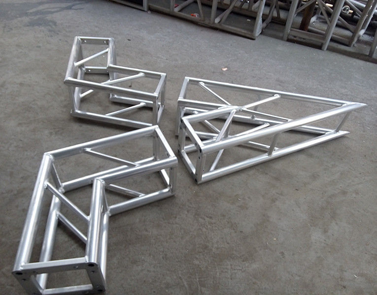 Silver Special Pentagram Star Truss Blot Lighting Truss Indoor 300*300mm
