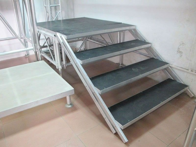 Moving Stage Platform / Adjustable Chorus Stage / Folding Stage