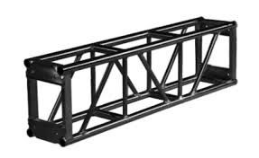 Square aluminum tube stage truss structure  For Outdoor Or Indoor Equipment With High Technical Welder
