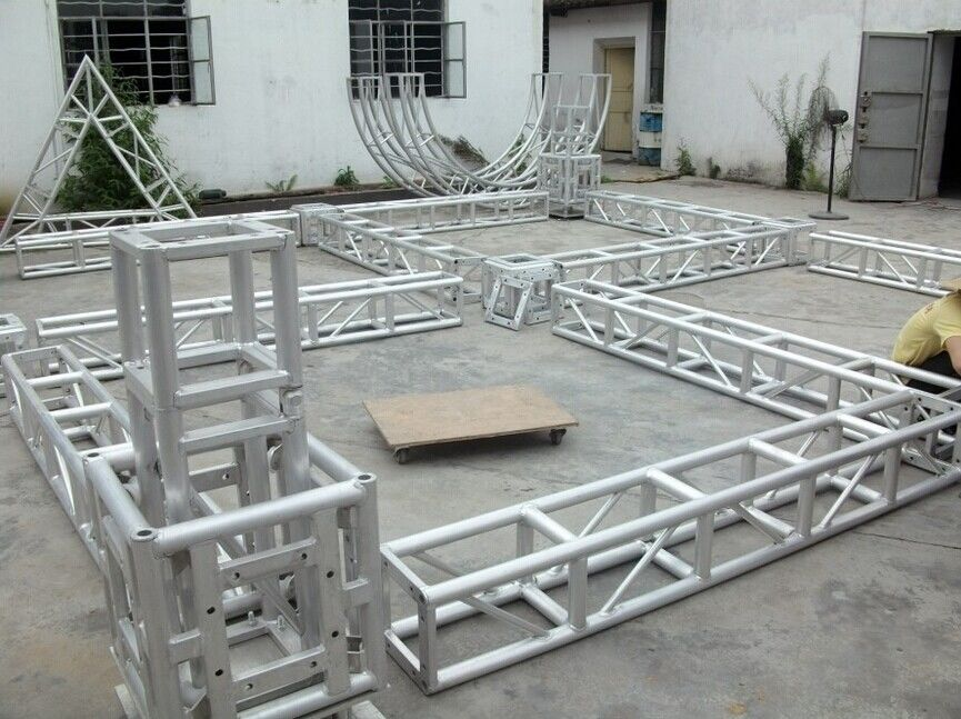 Exhibition Stand Truss : Aluminum truss t stage lighting for