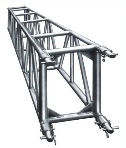 Square Aluminum Spigot Stage Truss with 50mm Diameter Tube