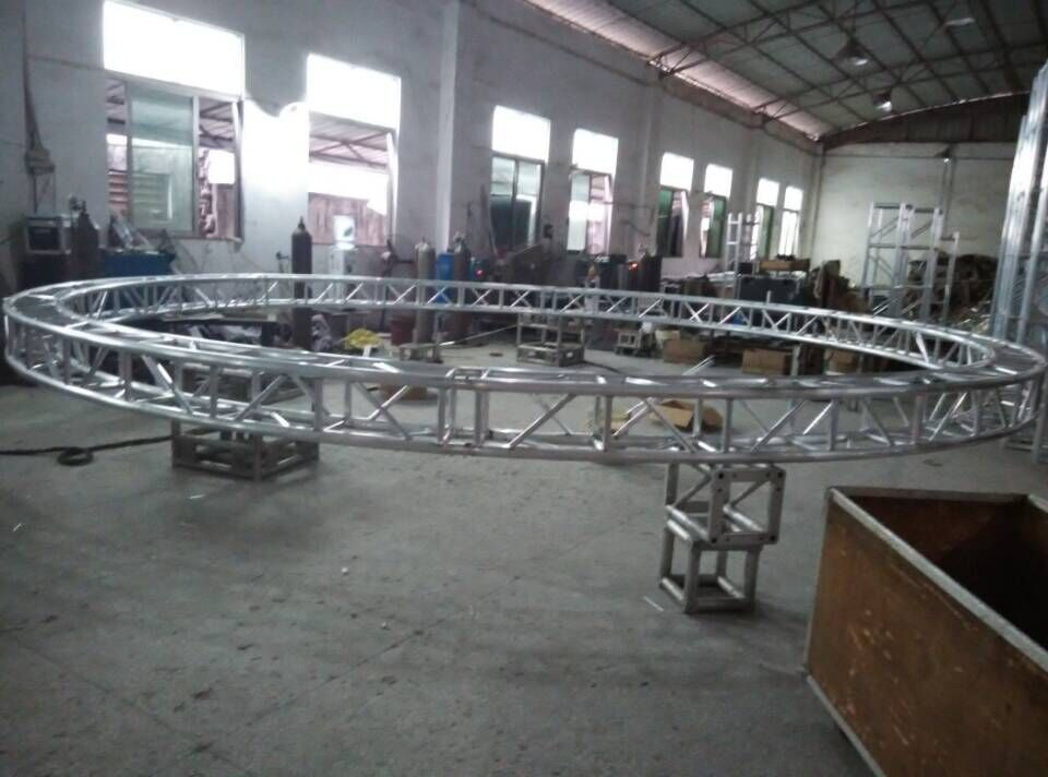 300x300x4m Diameter Spigot  Circle Truss  For Lighting Show And Ohter KTV Bars