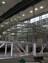 China Roofing Grand Aluminium Circular Lighting Truss Apply To Audio Show Event factory
