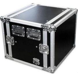 China Amplifier Rack Speaker Case / Audio Equipment 2U/4U/6U/8U/10U /12U  Flight Case factory
