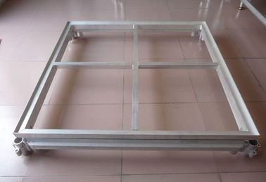 China Waterproof Acrylic Glass Stage Platform factory