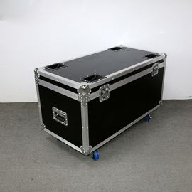 China Custom Shockproof Aluminum Tool Rack Flight Case DJ Flight Case Road Case With Foam Inside factory