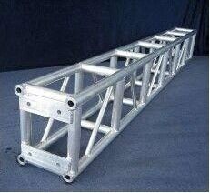 Used Aluminum Bolt Truss , 300*300 Aluminum Truss Line Array Bolt Truss