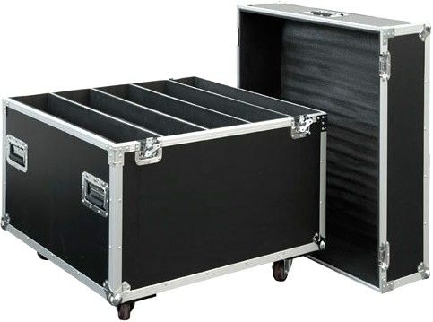 Performance Event Aluminum Storage Cases Movable Light Flight Case
